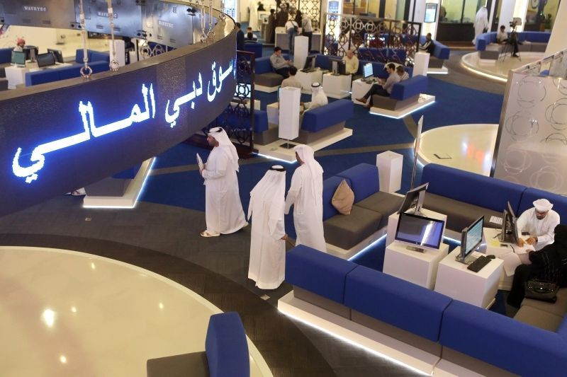 دبي ترتفع بدعم الأسهم المالية والعقارية وصعود معظم الخليج